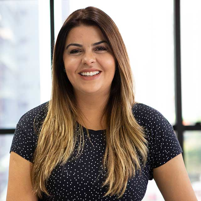 Juliana Almeida, Head of Marketing, UX and Customer Success at Trigg