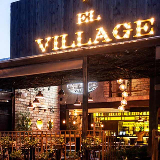 Restaurante El Village